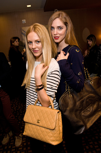 Salad「LXR & Co E-Commerce Launch At Empire Hotel Hosted By Chiara Ferragni (The Blonde Salad) & Shea Marie (Peace, Love, Shea)」:写真・画像(10)[壁紙.com]