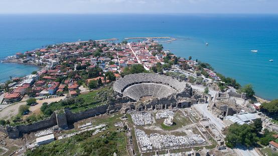 Roman「Antalya side antique city」:スマホ壁紙(17)