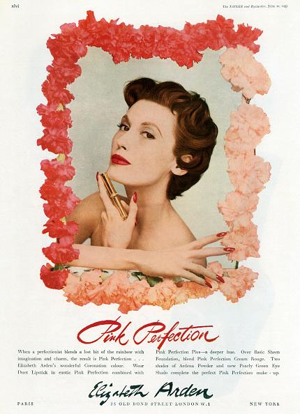 Lipstick「English advertisement for Elizabeth Arden lipstick, june 1943」:写真・画像(18)[壁紙.com]
