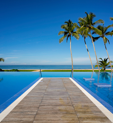Sri Lanka「Infinity Pool In Paradise」:スマホ壁紙(19)