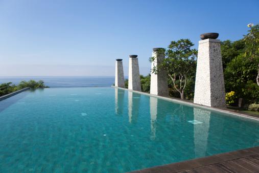 Bali「Infinity Pool」:スマホ壁紙(3)