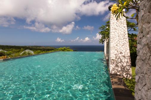 Bali「Infinity Pool」:スマホ壁紙(2)