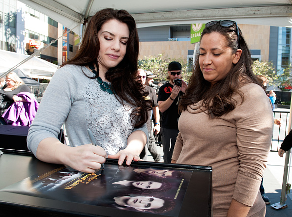 "Writing「""The Twilight Saga: Breaking Dawn Part 2"" - Fan Camp」:写真・画像(17)[壁紙.com]"