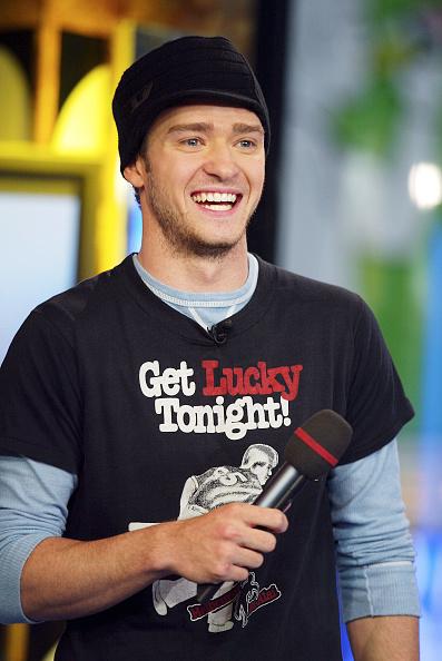 MTV TRL「Justin Timberlake」:写真・画像(15)[壁紙.com]