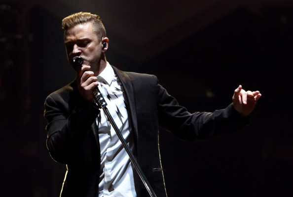Performance「Justin Timberlake Performs At The Staples Center」:写真・画像(5)[壁紙.com]