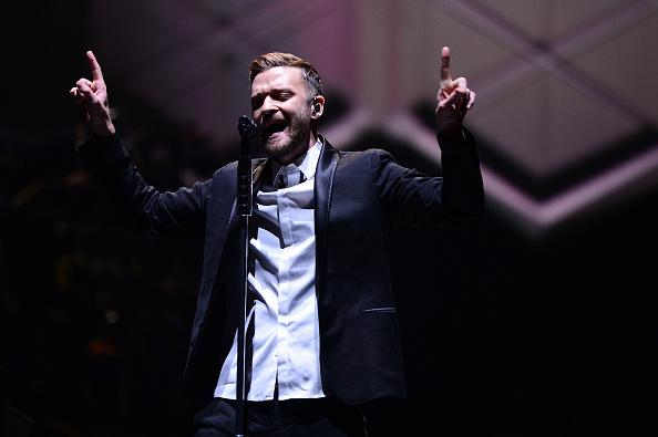 パフォーマンス「Justin Timberlake In Concert - Brooklyn, NY」:写真・画像(4)[壁紙.com]