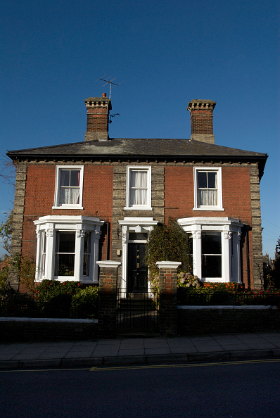 屋外「Large detached Edwardian townhouse, Ipswich UK」:写真・画像(14)[壁紙.com]