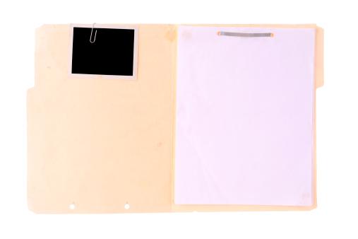 Paperwork「Police Case File」:スマホ壁紙(18)