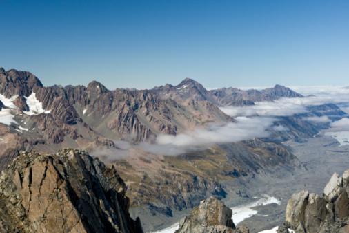 Mt Cook「Mt. Cook and Mt. Tasman, South Island, New Zealand」:スマホ壁紙(6)