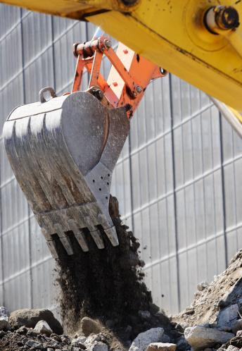 Construction Vehicle「Demolition Excavation Construction Equipment」:スマホ壁紙(9)