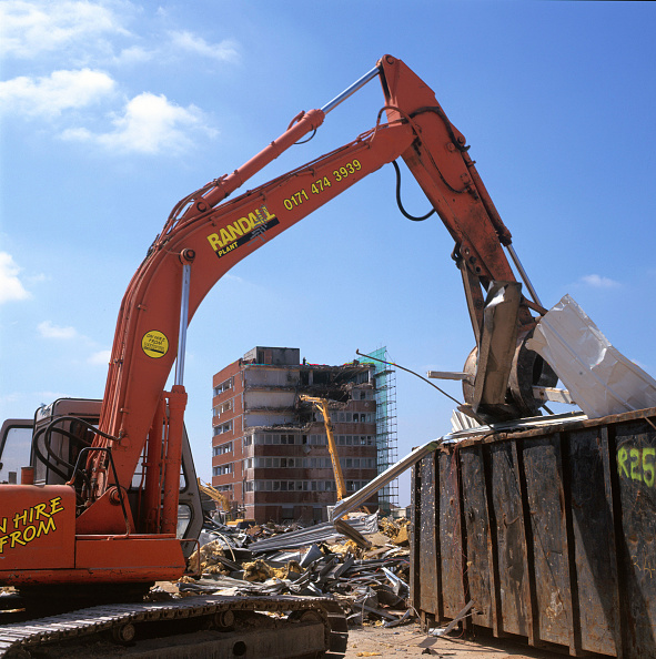 Toughness「Demolition of a Council Estate, South London」:写真・画像(19)[壁紙.com]
