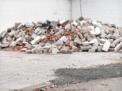Destruction「Demolition Rubble」:スマホ壁紙(19)