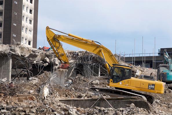Vitality「Demolition in City of London, UK」:写真・画像(16)[壁紙.com]