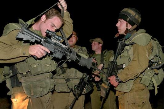West Bank「Israeli Troops Ready For Action」:写真・画像(14)[壁紙.com]