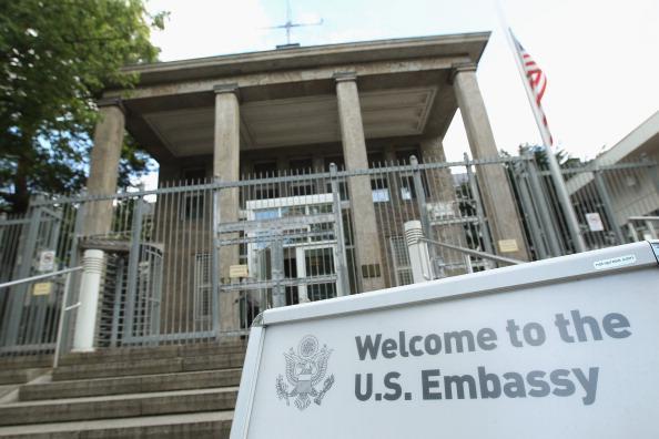Cross Section「Sudden Illness Raises Alarm At U.S. Embassy」:写真・画像(7)[壁紙.com]