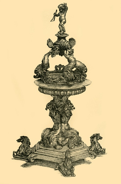 Ornate「Silver Table Ornament」:写真・画像(14)[壁紙.com]