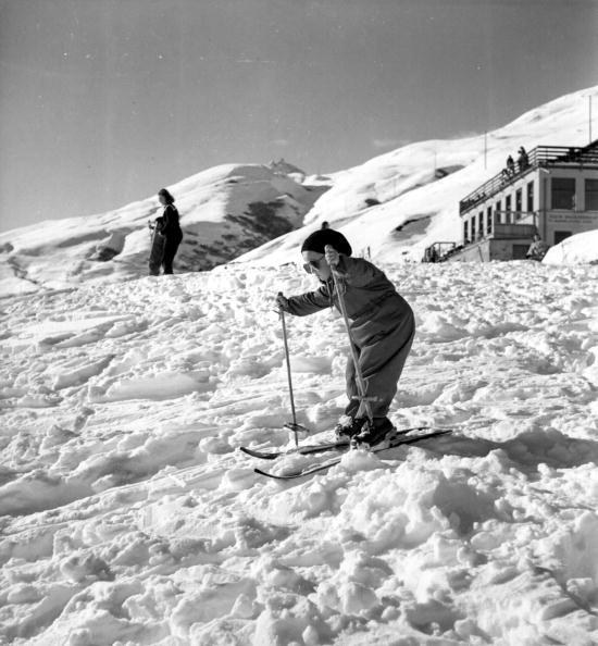 Ski Slope「Ski Child」:写真・画像(10)[壁紙.com]