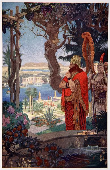 King - Royal Person「Nebuchadnezzar In The Hanging Gardens Of Babylon' 1915」:写真・画像(5)[壁紙.com]