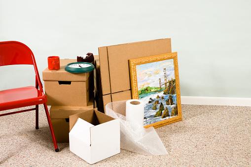 Foldable「Moving boxes」:スマホ壁紙(6)