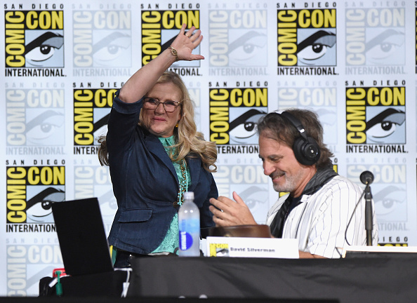 "David Silverman「Comic-Con International 2017 - ""The Simpsons"" Panel」:写真・画像(18)[壁紙.com]"