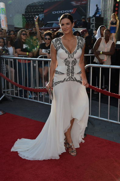 """Gina Carano「Premiere Of Universal Pictures' """"Fast & Furious 6"""" - Arrivals」:写真・画像(0)[壁紙.com]"""