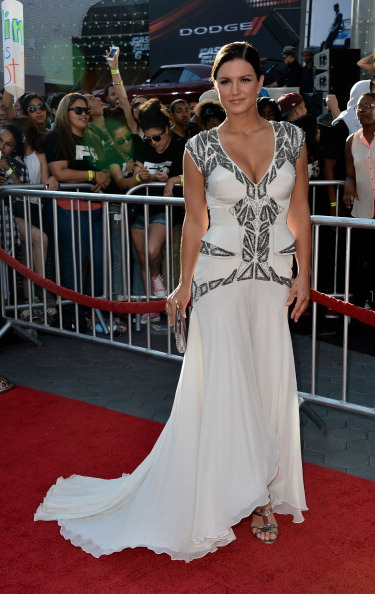 """Gina Carano「Premiere Of Universal Pictures' """"Fast & Furious 6"""" - Arrivals」:写真・画像(13)[壁紙.com]"""