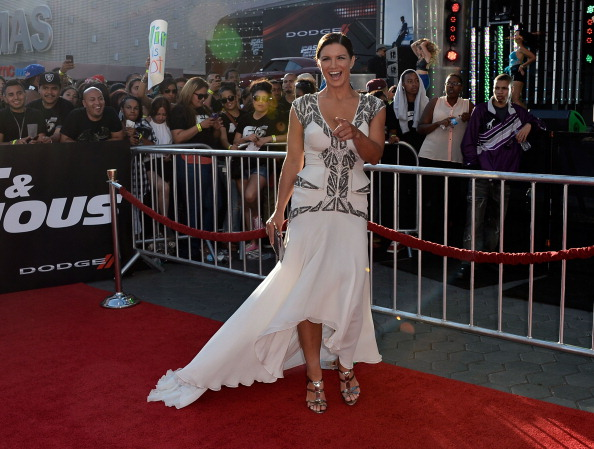 """Gina Carano「Premiere Of Universal Pictures' """"Fast & Furious 6"""" - Arrivals」:写真・画像(14)[壁紙.com]"""