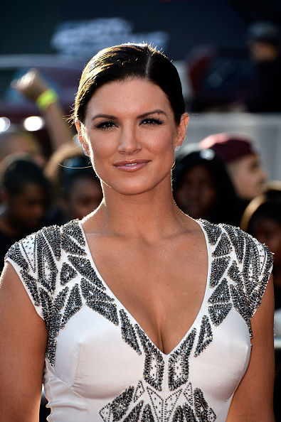"""Gina Carano「Premiere Of Universal Pictures' """"Fast & Furious 6"""" - Arrivals」:写真・画像(15)[壁紙.com]"""