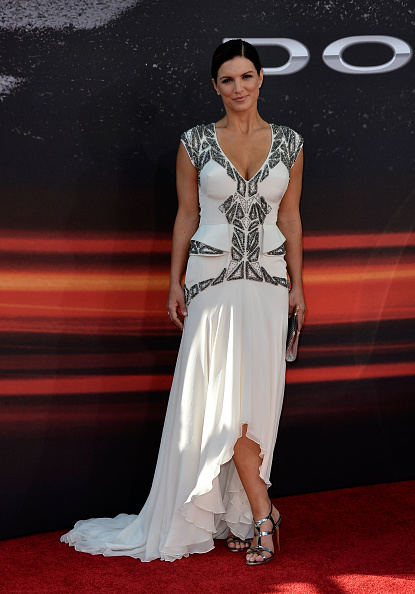 """Gina Carano「Premiere Of Universal Pictures' """"Fast & Furious 6"""" - Arrivals」:写真・画像(16)[壁紙.com]"""