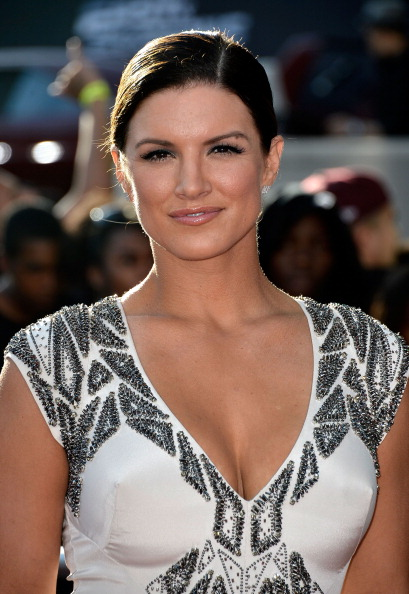 """Gina Carano「Premiere Of Universal Pictures' """"Fast & Furious 6"""" - Arrivals」:写真・画像(1)[壁紙.com]"""