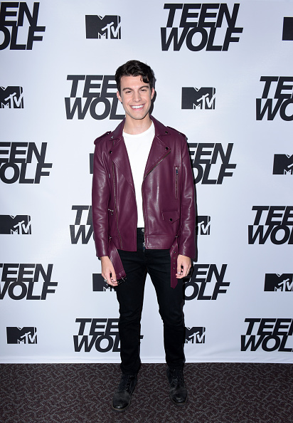 カリフォルニア州「MTV Teen Wolf 100th Episode Screening and Series Wrap Party」:写真・画像(5)[壁紙.com]
