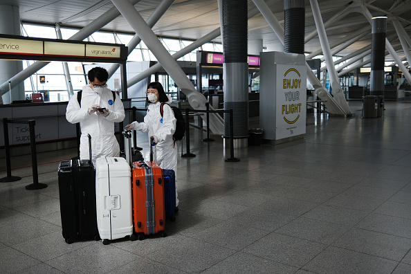 Downsizing - Unemployment「JFK Airport Usage Dwindles During Coronavirus Outbreak」:写真・画像(7)[壁紙.com]