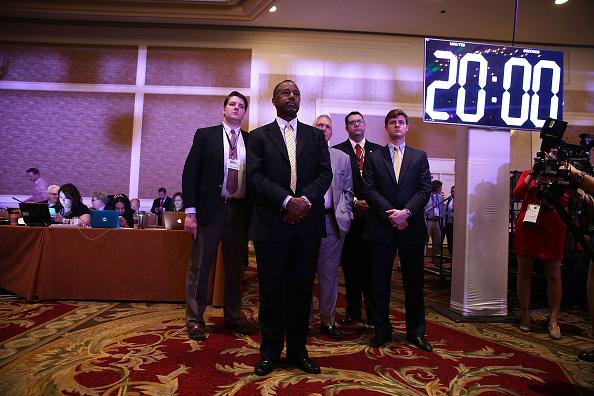 2016年米大統領選 共和党候補「Republican Presidential Hopefuls Address Faith And Freedom Summit In D.C.」:写真・画像(6)[壁紙.com]