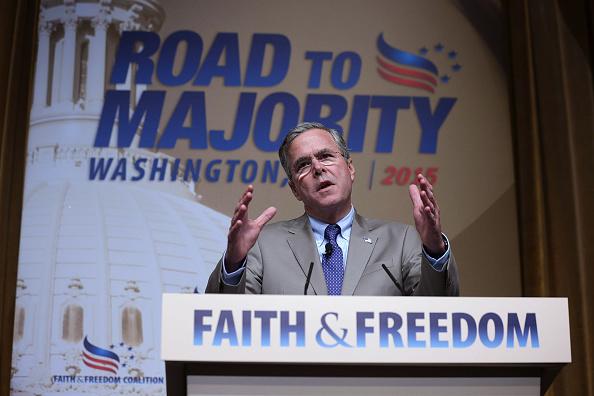 2016年米大統領選 共和党候補「Republican Presidential Hopefuls Address Faith And Freedom Summit In D.C.」:写真・画像(18)[壁紙.com]