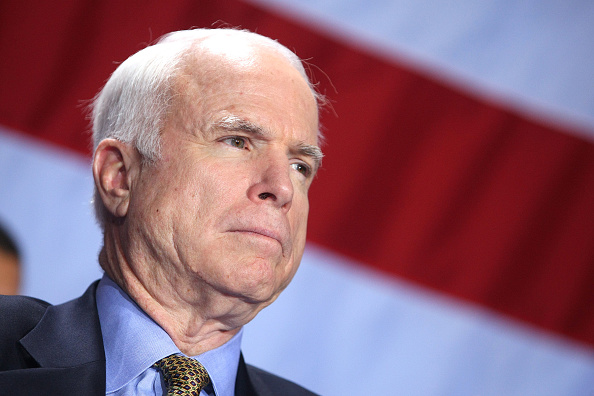 John McCain「McCain Holds National Security Roundtable In Florida」:写真・画像(13)[壁紙.com]