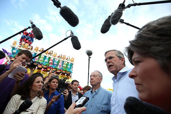 Florida - US State「Presidential Candidates Stump At Iowa State Fair」:写真・画像(3)[壁紙.com]