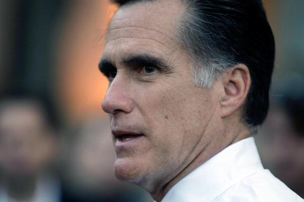 Super Tuesday「Mitt Romney Campaigns Across U.S. For Super Tuesday Primaries」:写真・画像(7)[壁紙.com]