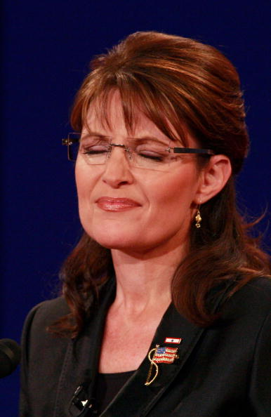 Missouri「Biden And Palin Square Off In Only Vice Presidential Debate」:写真・画像(1)[壁紙.com]