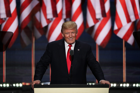 Smiling「Republican National Convention: Day Four」:写真・画像(18)[壁紙.com]