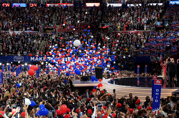 Crowd「Republican National Convention: Day Four」:写真・画像(16)[壁紙.com]