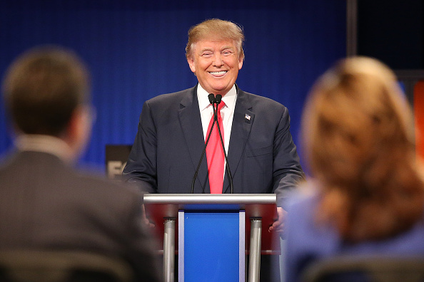 Charleston - South Carolina「GOP Presidential Candidates Debate In Charleston」:写真・画像(18)[壁紙.com]