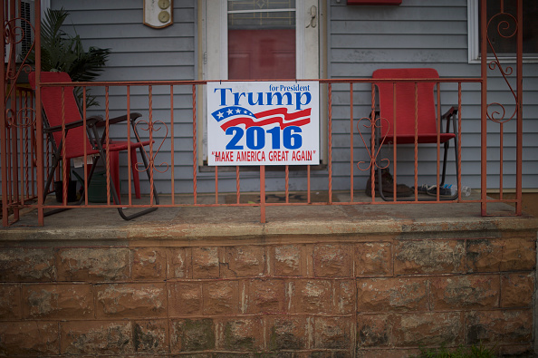 Middle Class「Pennsylvania's Rust Belt Region Could Be Pivotal In November's Presidential Election」:写真・画像(19)[壁紙.com]