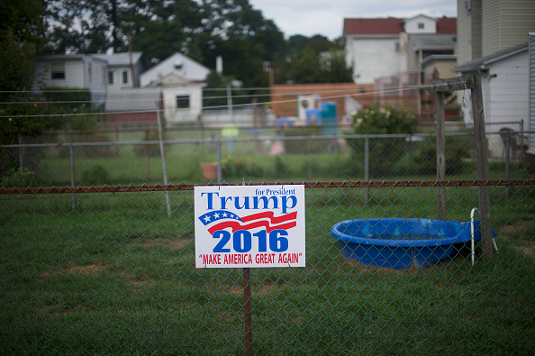 Middle Class「Pennsylvania's Rust Belt Region Could Be Pivotal In November's Presidential Election」:写真・画像(1)[壁紙.com]