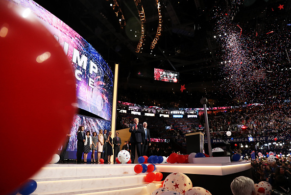 Gratitude「Republican National Convention: Day Four」:写真・画像(3)[壁紙.com]