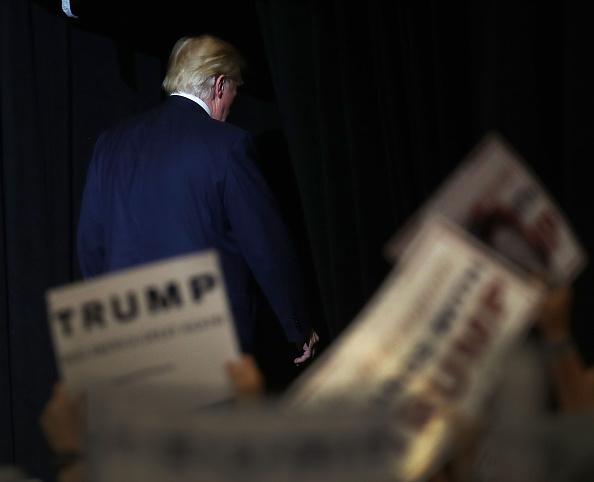 West Palm Beach「Trump Holds Campaign Event In West Palm Beach, Florida」:写真・画像(18)[壁紙.com]