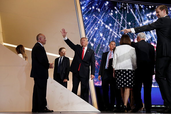 Gratitude「Republican National Convention: Day Four」:写真・画像(7)[壁紙.com]