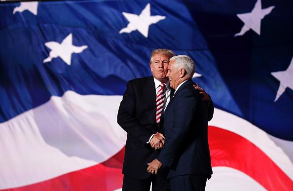 2016年共和党全国大会「Republican National Convention: Day Three」:写真・画像(8)[壁紙.com]