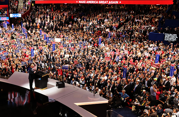 Republican National Convention「Republican National Convention: Day Four」:写真・画像(14)[壁紙.com]