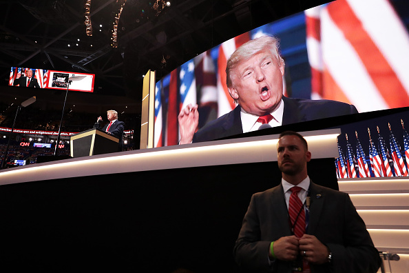 Day 4「Republican National Convention: Day Four」:写真・画像(15)[壁紙.com]