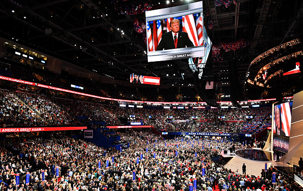 Day 4「Republican National Convention: Day Four」:写真・画像(13)[壁紙.com]